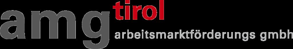 Logo Arbeitsmarktförderungsgesellschaft Tirol (amg tirol)